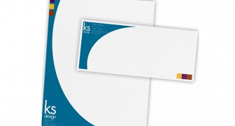 Business Letterhead & Envelopes