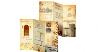 Z - Fold Brochure